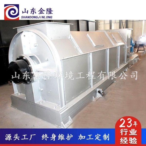 双螺旋挤浆机的作用和功能